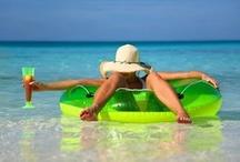 Beach, Flip flops, Boat drinks .... / Beach, summer, fun..... <3 / by MM pinned this