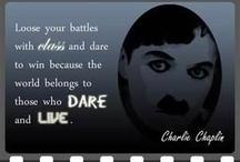 Entertainment: Charlie Chaplin / by Grace