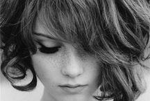 Pretty Hair / by Meagan French