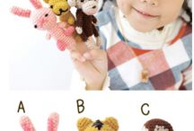 Crochet Amigurumi & Dolls / by Lizette Zamora