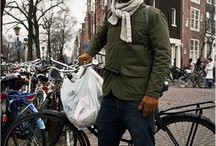 Survey: Amsterdam [✈AMS] / One of the world's most bicycle-centric cities, Amsterdam's proclivity for transportation on two-wheels is one of the charms nestling amongst its vices. The Netherlands' capital sits upon the river Amstel and the 'Grachtengordel' — Amsterdam's canal network — which many people traverse beside on their bicycle or 'fiets'. / by Rapha Racing