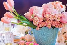 tablescapes / by Pam Warwick