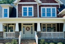 Home Building Plans / by Amanda Baker-Anderson