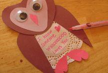 DIY My Valentine / by Angela Seits