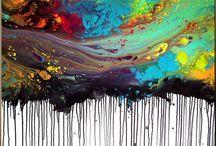 Artsy / Art to Inspire / by Jessa Campos