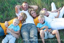 family photo ideas / by Amy Rose