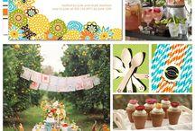 Party Ideas / by Maureen Henriquez Jones