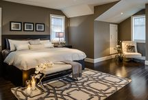 Master bedroom / by Bonnie Cooper