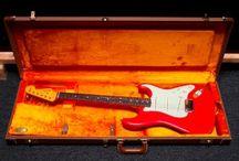 Guitar Stuff / by Kent Embree