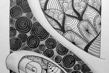 doodles / by Frieda Anderson