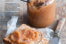 {Food} JELLIES & JAMS, BUTTERS & PICKLED THINGS / by Jennifer Swayne