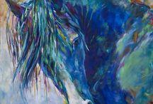 horse art / by Svetlana Danovich