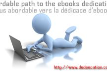 Dedee for Win/Mac / The most affordable path to the ebooks dedication - Le chemin le plus abordable vers la dédicace d'ebooks - http://dedeecation.com/ / by Eric Lequien Esposti
