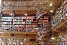Books Books Books / by Eva Miyar