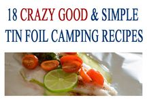 camp cooking / by Camberly S