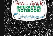 Interactive Notebook Ideas / by Katie Tucci