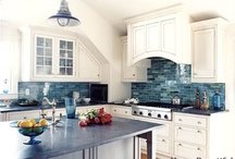 Kitchens  / that make you WANT to cook...if not cook, at least mix a cocktail. http://CasaStephensInteriors.blogspot.com / by Casa Stephens Interiors.com