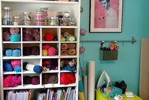 Craft Space / by Crochet Today