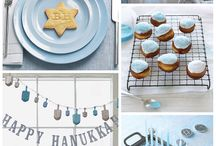 hanukkah fun and food / by Jen at KitchenCounterChronicle.com