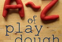 Play dough / Fine Motor / by Laura Brown
