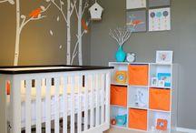 Future kid rooms / by Theresa Dillard