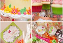 Pretty Parties / by Stephanie @ Discovery Moments