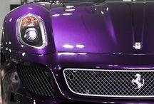 Purple / by Karen Cooper
