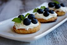 Blueberry Recipes / by Laura and Angela