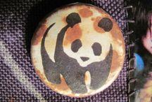 Panda Obsession / by Daniela Cruz