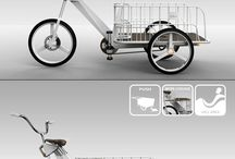 Cargo bikes / by Madsen Cycles