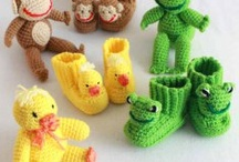 Crochet & Knit Projects / by Laurie Mason