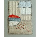 stick it on and stitch it down ~ applique / by Erin @ Why Not Sew?