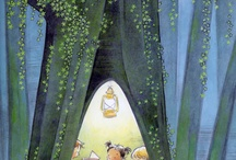 Illustrious / A gallery of my very favorite children's book illustrators / by Miss Kitty * Marin County Free Library