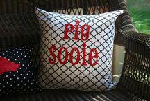 Woo Pig Sooie / by Aimee Hicks