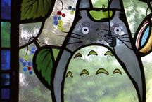 Totoro! / by Kylie Mae