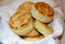 Biscuits / by Michelle Erb