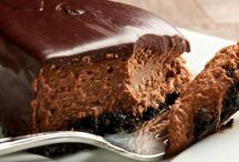 Chocolate desserts <3 / by Aya H
