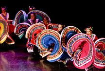 Folklorico is Amazing!!!  / The dancing that I love / by Brianda Hernandez