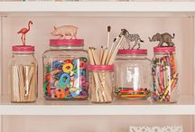 Organized. Storage. / by Summer B