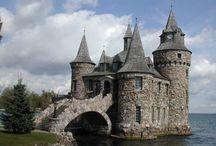 castles / by Marcelle Sussman Fischler