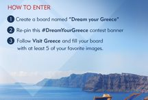 Dream your Greece / by Wendy Grayson