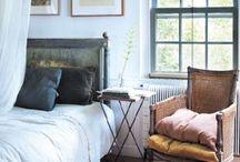 Bedrooms / by Brooke Klingler