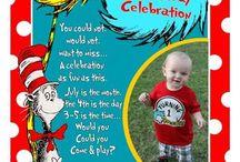 Benton's 1st birthday / by Brittany Fletcher