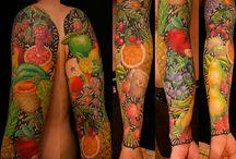 Tattoos / by Ann Marie Wilson