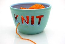 Yarns and Knitting  / by Sheila Winderlich