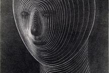 Art // 2D // 3D / by Vanessa Knijn
