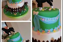 cakes / by GLAMOUR CAKES