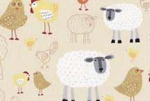 Fabric / by Jenny Stafford
