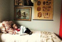 Gaines' bedroom / by Arielle Stallings