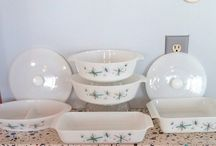 Vintage Collectible Dishware / by fingerlakesfinds